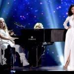 Nicki Minaj, Mary J. Blige et d'autres sur scène