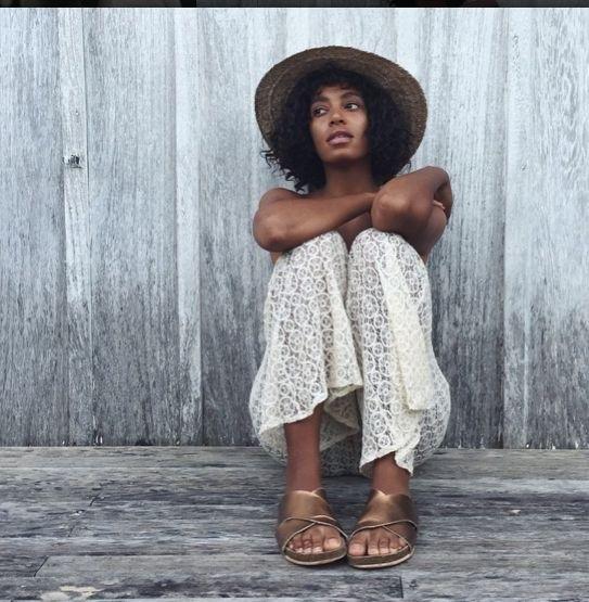 Solange Knowles lune de miel au Brésil