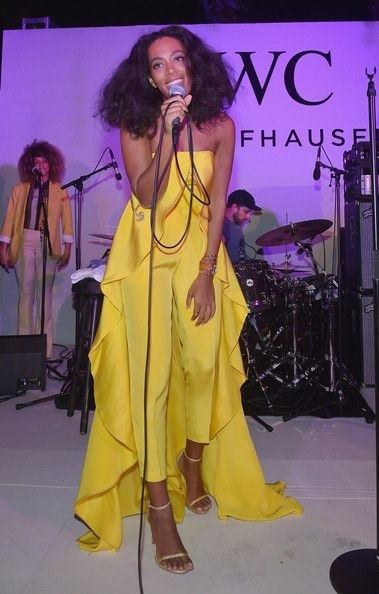 Solange Knowled Art Basel Miami