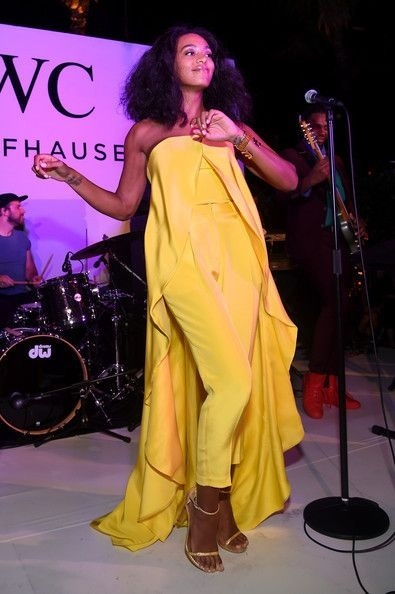 Solange Knowles Art Basel Miami