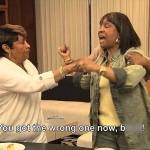 Mama Joyce a décidé de ne pas se rendre aux obsèques de Mama Sharon
