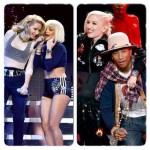 Pharrell Williams, Ariana Grande, Big Sean, Rita Ora anilent le Jingle Ball concert 2014