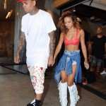 Chris Brown et Karrueche Tran, la saga continue