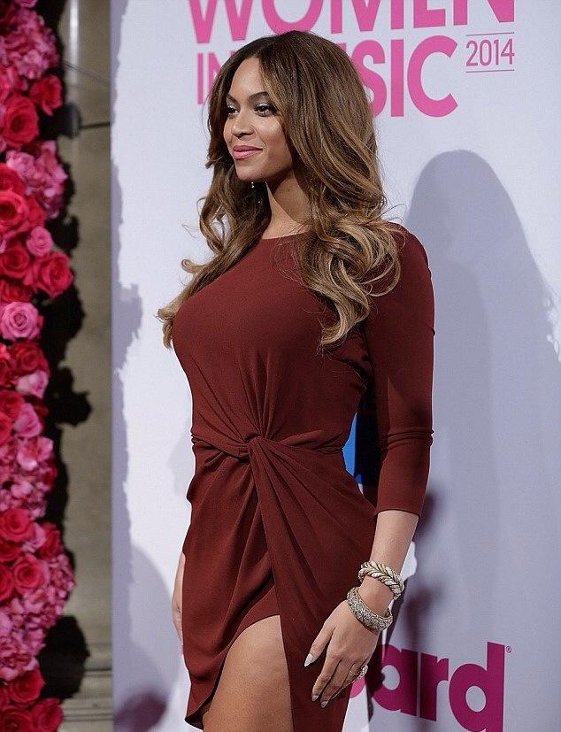Beyonce sexy au Billboard Women In Music Luncheon