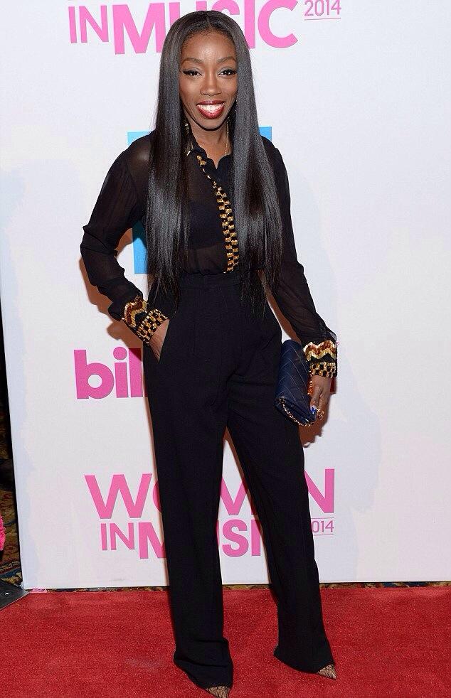 Estelle au Billboard Women In Music Luncheon