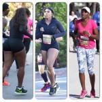 Serena et Venus Williams courent pour la bonne cause