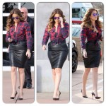 Khloe Kardashian sexy en mode Christian Louboutin