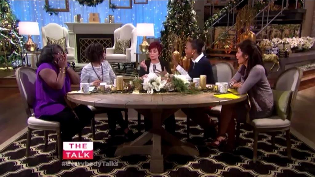 Sharon Osbourne The Talk