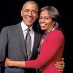 Michelle et Barack Obama lutte contre le racisme
