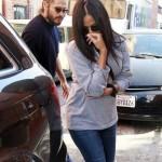 Zoe Saldana fait sa première sortie avec les jumeaux
