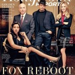 Terrence Howard et Taraji P. Henson font la une de Hollywood Reporter Magazine