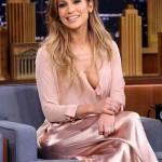 Jennifer Lopez invitée de Jimmy fallon
