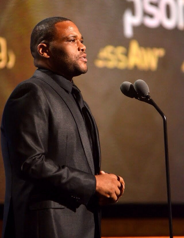Anthony Anderson BET Honors 2015