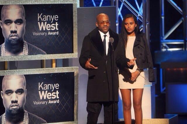 Damon Dash parle de Kanye West lors des BET Honors 2015