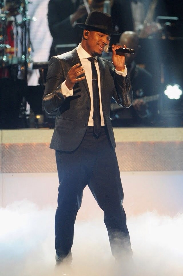 Ne-Yo BET Honors 2015