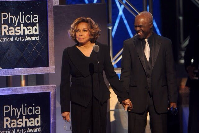 Diahann Carroll BET Honors 2015