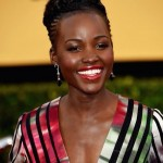 Lupita Nyong'o promotes new movie The Queen of Katwe
