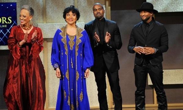Phylicia Rashad, Kanye West, Usher BET Honors 2015