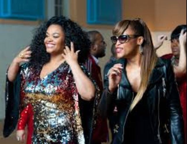 Jill Scott et Eve