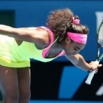 Serena Williams se qualifie pour les demi-finales