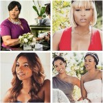 Gabrielle, Eve, Jill Scott et Regina Hall célèbrent le succès de With This Ring