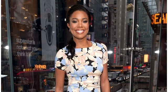 Gabrielle Union Today Show