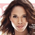 Kerry Washington fait la une de In Style Magazine
