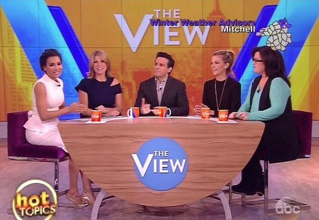 Nata Rivera The View