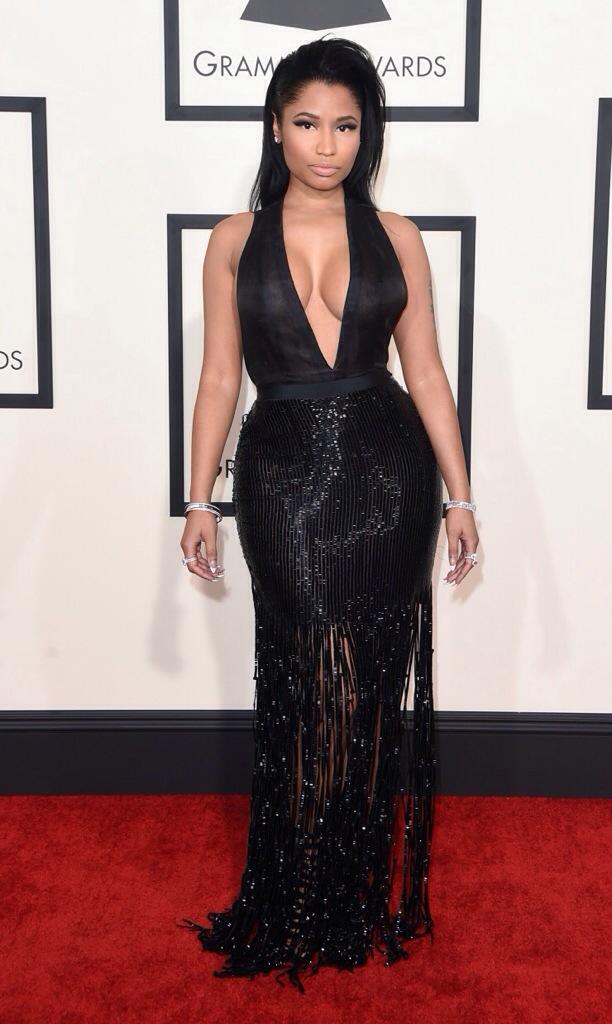 Nicki Minaj Grammy Awards 2015