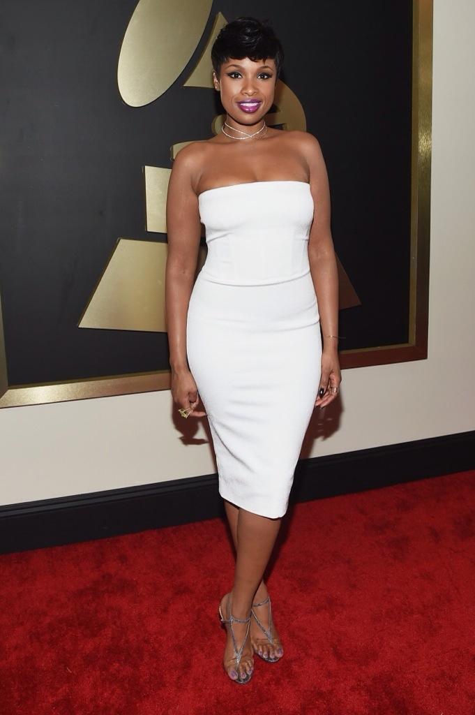 Jennifer Hudson Grammy Awards 2015
