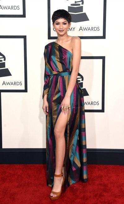 Zendaya Coleman Grammy Awards 2015