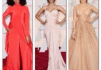 Solange Knowles, Zoe Saldana, Jennifer Lopez  Oscars 2015