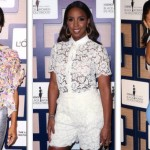 Kelly Rowland, Regina King, Chanel Iman sur le tapis rouge de Black Women In Hollywood