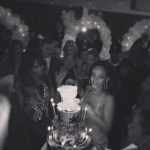 Leonardo Dicaprio a organisé une fête d'anniversaire pour Rihanna