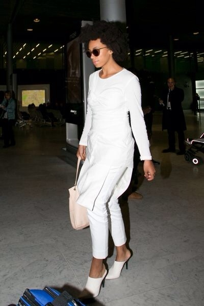 Solange Knowles CDG
