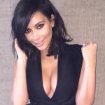 Kim Kardashian s'envole pour la Paris Fashion Week