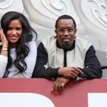 Cassie et Diddy assistent au concert de Big Sean