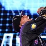Chris Brown met beaucoup d'énergie sur scène pour sa tournée Between The Sheets