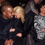 Kim Kardashian devient blonde platinum à Paris