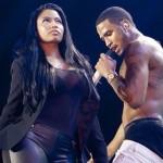Nicki Minaj rejoint Chris Brown sur scène à Los Angeles