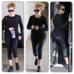 Khloe Kardashian s'offre une séance de gym après avoir fait la fête avec French Montana
