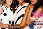 Michelle Obama, Kerry Washington et Sarah Jessica Parker à la une de Glamour Magazine