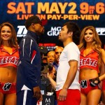 Floyd Mayweather et Manny Pacquiao – le plus grand duel