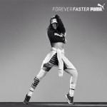 Rihanna arrive à New York, poursuit sa promotion pour la marque PUMA