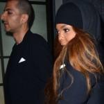 Janet Jackson et son mari Al Mana assistent au 40ème anniversaire de Giorgio Armani