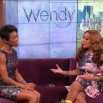 Brandy invitée de The Wendy Williams Show, elle raconte ses débuts au théâtre