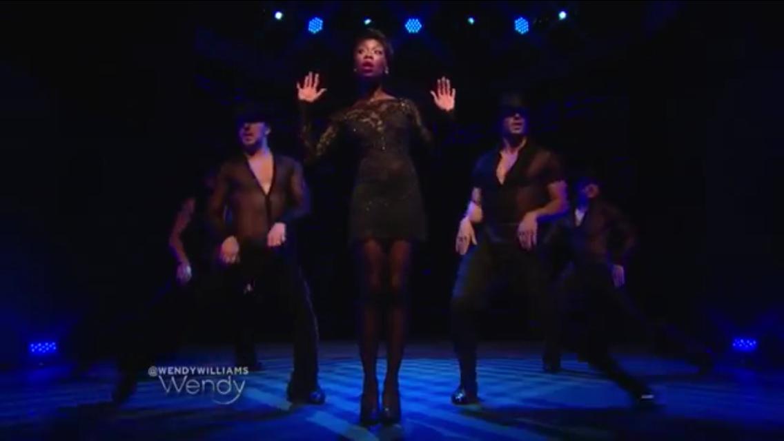 Wendy williams transsexuelles Fernsehen