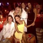 Les Spice Girls se réunissent pour les 40 ans de David Beckham