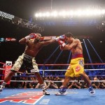 The winner is Floyd Mayweather