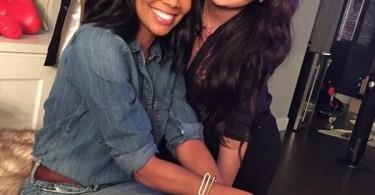 Gabrielle Union et Lala Anthony